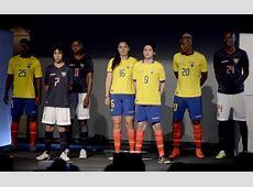 La selección de Ecuador tiene nueva indumentaria Fútbol