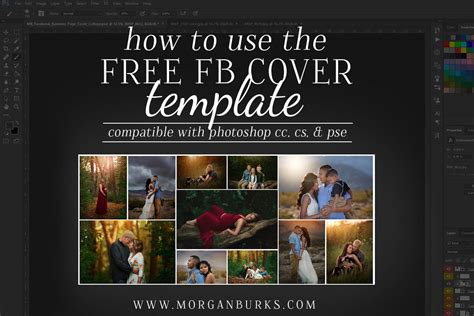 How To Use A Red Cushions In Decorating: How To Use The Free FB Cover Photo Template