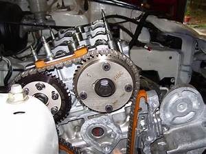 Service Manual  Cam Belt Replacement 2005 Acura Rsx