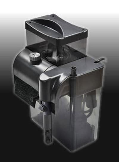 Macro Aqua M-60 power filter skimmer follows in the