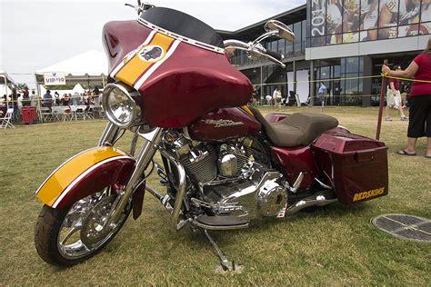 Davidson Washington by Washington Redskins Motorcycle Harley Davidson