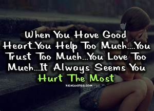 Quotes About Love That Hurts. QuotesGram