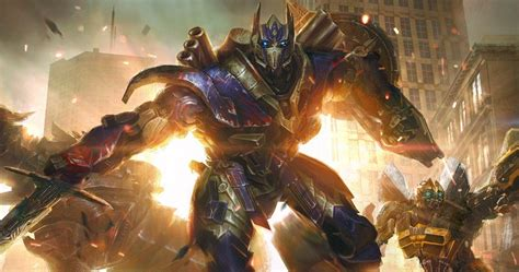 Transformers 6 Pulled from Paramount's 2019 Release Schedule