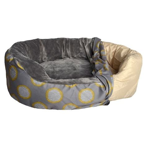 Boots And Barkley Bed by Boots Barkley 174 Pet Bed Cover Medium Oval Cuddler Target