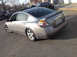 2007 Nissan Altima 3 5 Se Sedan For Sale 6 Speed Manual