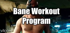 Bane Workout  How To Train Like Tom Hardy And Get Huge In 6 Weeks