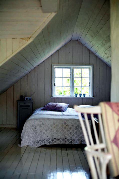 double bed   attic interior design ideas ofdesign