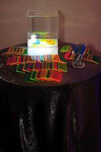 3d acrylic fillable letters for candy bar wedding by With 3d acrylic fillable letters