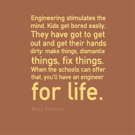famous engineering quotes   kick start  day