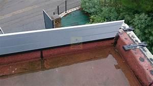 Pose De Couvertine : fabrication et pose de couvertines aluminium dans le var 83 83 cuers livolsi et fils ~ Dallasstarsshop.com Idées de Décoration