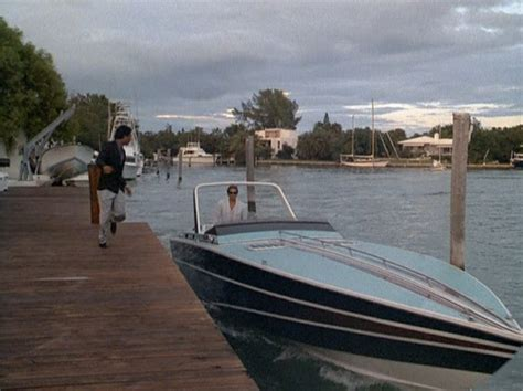 Miami Vice Boat Death by Virtues And Miami Vices Geist