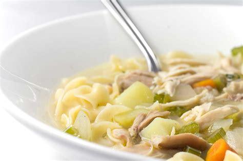 recipes for chicken noodle soup chicken noodle soup recipe dishmaps