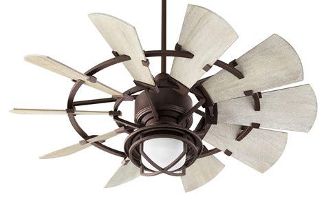 quorum windmill ceiling fan quorum windmill ceiling fan model 194410 86 in oiled bronze