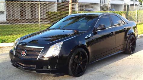 Black Rims For Cadillac Cts by Cadillac Cts 2005 Custom Wallpaper 1024x768 5460