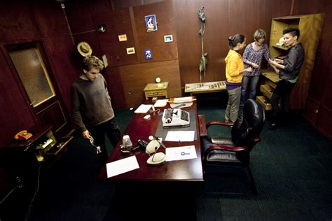 Escape Room Game Experience