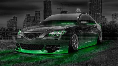 Mazda 3 JDM Crystal City Car 2014 | el Tony