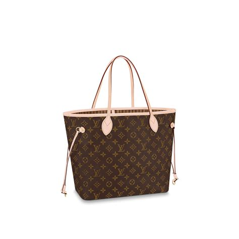 neverfull mm louis vuitton monogram handbag  women louis vuitton
