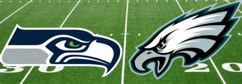 eagles  seahawks sunday night football betting odds