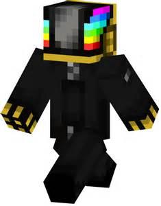 Minecraft Robot Skin