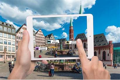 Reality Augmented Tourism Ar Travel Industry Changing