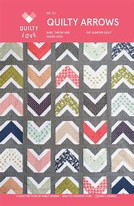 quilty arrows pdf quilt pattern quilty