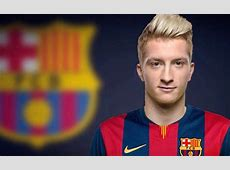 Marco Reus, preferred transfer target for Barca fans