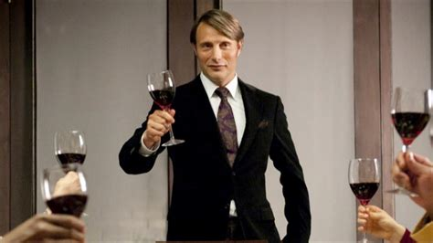 Hannibal Cast Members Mads Mikkelsen And Hugh Dancy Are