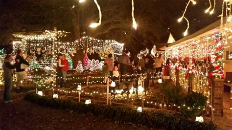 places  mississippi  amazing christmas decorations