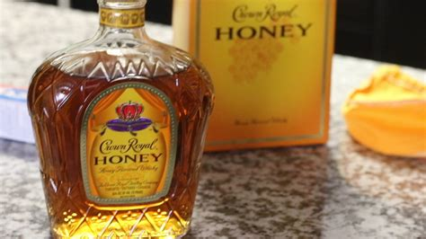 crown royal honey bottle review youtube