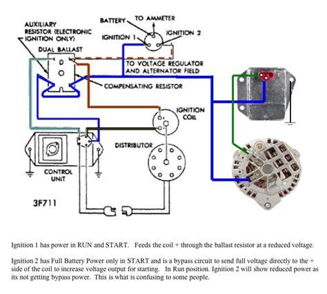1973 Chrysler Alternator Wiring Diagram by Alternator And Voltage Reg Upgrade For B Bodies Only