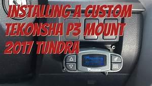 Replacing 2017 Tundra Itbc With Tekonsha P3 Brake