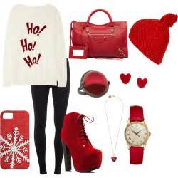 Casual Christmas Party Outfit Polyvore