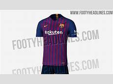 La nueva camiseta del Barça 201819