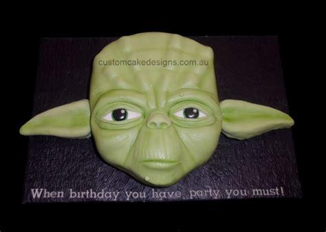 yoda face cake cakecentralcom