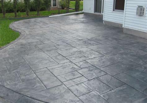 Backyard Stamped Concrete Patio  Buchheit Construction. B&q Garden Patio Ideas. Patio Slabs Bridgend. Patio Homes In Katy Area. Action Cubby House With Patio