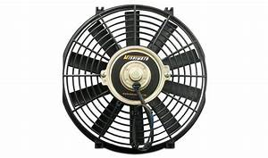 Mishimoto 12in Performance Slim Electric Radiator Fan