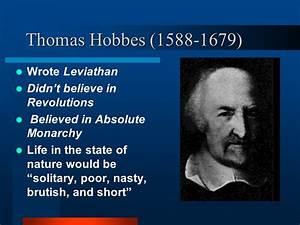 Thomas Hobbes vs. John Locke - ppt video online download