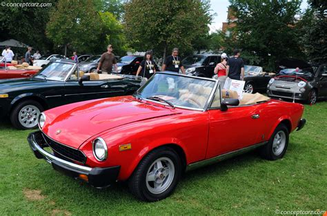 Fiat 2000 Spider by Auction Results And Sales Data For 1979 Fiat 124 Spider 2000