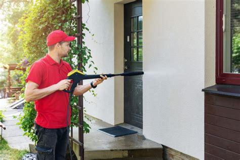 fassade reinigen ohne hochdruckreiniger fassade streichen ohne ger 252 st 187 geht das