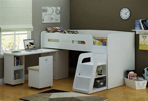 bunk bed desk combination bunk bed desk combo house home designs ideas pinterest