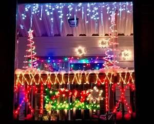 Balconies Christmas
