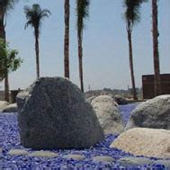 recycled landscape glass rocks colored glass gravel