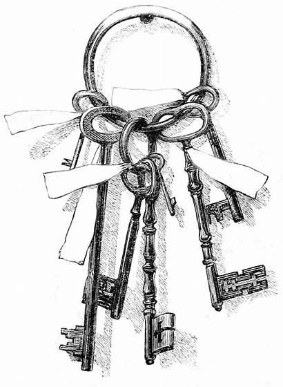 Keys Key Clip Skeleton Sweetly Printables Weebly