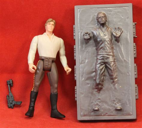 Star Wars Power of the Force POTF - Loose - Han Solo in ...