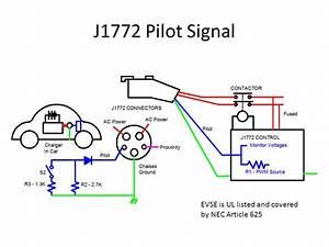 Sae J1772 Connector Wiring Diagram