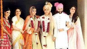 Actor Kunal Khemu And Soha Ali Khan Marriage Photos