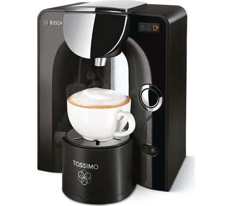 bosch tassimo charmy buy bosch tassimo charmy tas5542gb drinks machine black chrome free delivery currys