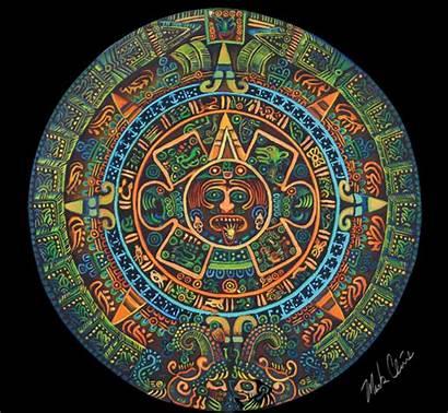 Mayan Azteca Cultura Google Maya Calendario Latin