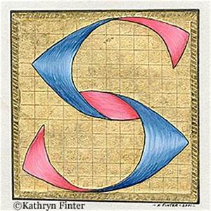 Kathryn Finter - Contemporary Manuscript Illumination