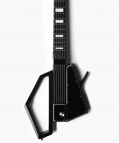 Guitar Jammy Portable Digital Modular Designboom Disassembled